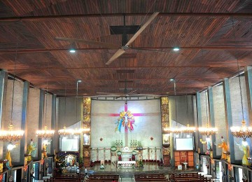 Mary Help Of Christians National Shrine