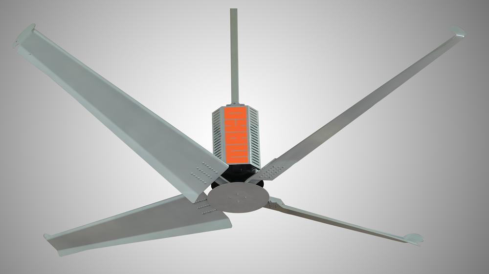 Ceiling fans eco efficient silent safe hvls fans philippines products aloadofball Images